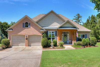 Aiken Single Family Home For Sale: 30 Storm Song Ct