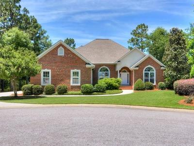 Aiken Single Family Home For Sale: 144 Holley Ridge Road