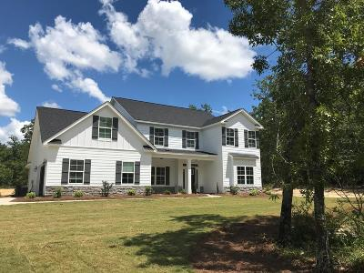 Aiken Single Family Home For Sale: 156 Gallant Hill Dr
