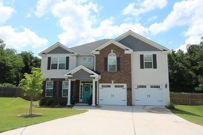 Aiken Single Family Home For Sale: 221 Dominion Dr