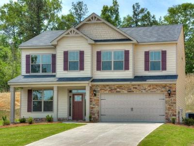 North Augusta Single Family Home For Sale: 1038 Swan Ct