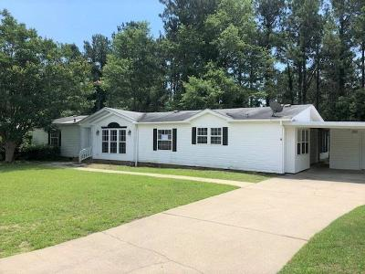 Aiken Single Family Home For Sale: 513 Deneb Dr