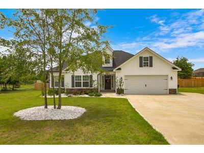 Aiken Single Family Home For Sale: 202 Prairie Clover Run