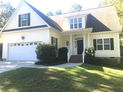 Aiken Single Family Home For Sale: 6 Hobcaw Court