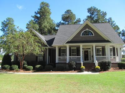 Aiken Single Family Home For Sale: 2036 Wesson Drive