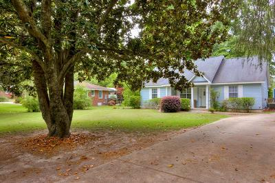 Aiken Single Family Home For Sale: 9 Lander Ln