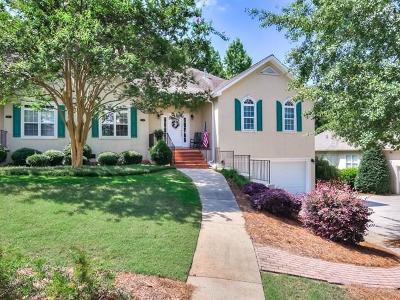 Aiken Single Family Home For Sale: 104 Cottonwood Creek