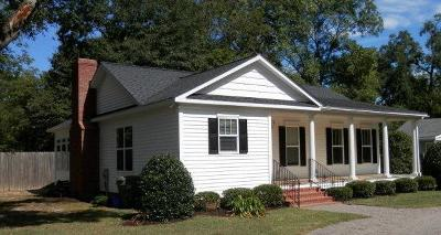 Aiken Single Family Home For Sale: 1516 Colleton Ave SE
