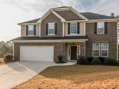Aiken Single Family Home For Sale: 7020 Wethersfield Drive