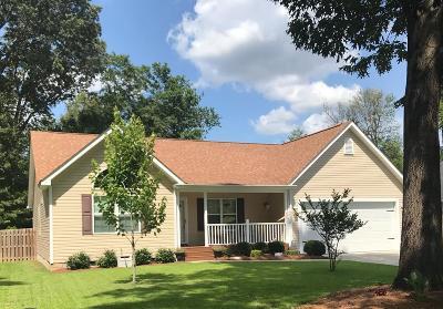 Aiken Single Family Home For Sale: 518 Douglas Drive