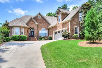 Aiken Single Family Home For Sale: 186 Foxhound Run Road