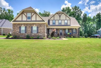 North Augusta Single Family Home For Sale: 176 Seton Cir