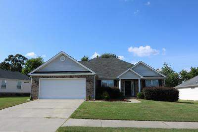 Aiken Single Family Home For Sale: 204 Grandiflora Cir