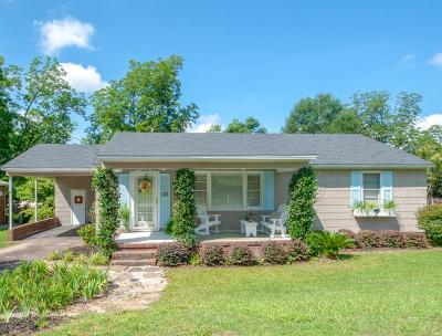 North Augusta Single Family Home For Sale: 122 Kirby Drive