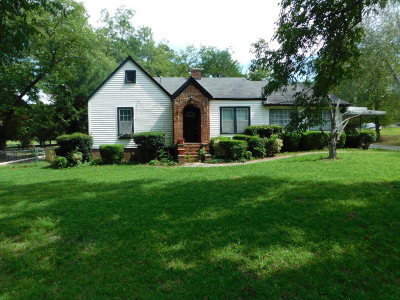 Warrenville Single Family Home For Sale: 3223 Augusta Rd