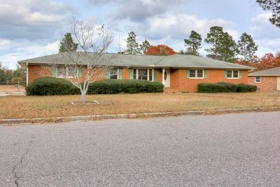 Aiken Single Family Home For Sale: 138 Kimberly Drive