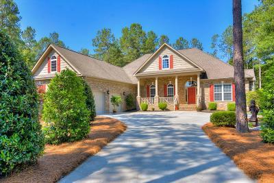 Aiken Single Family Home For Sale: 315 Clayburne Pl