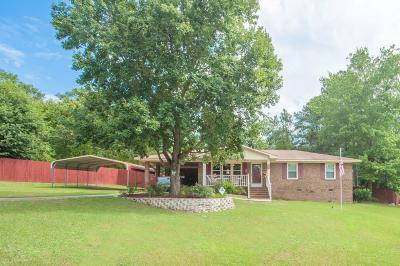 North Augusta Single Family Home For Sale: 124 Thompson Avenue