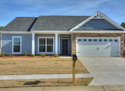Aiken Single Family Home For Sale: Lot 2 F Heartwood Pass