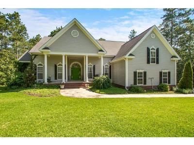 Aiken Single Family Home For Sale: 1150 Legacy Lane