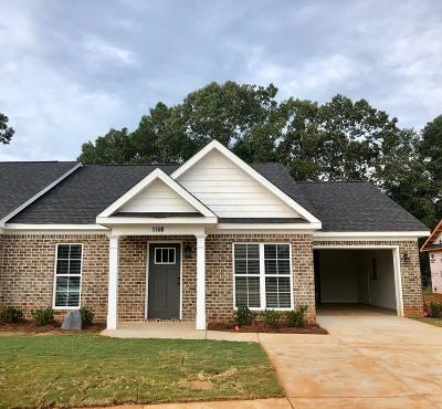 North Augusta Single Family Home For Sale: 1086 Wildlife Circle
