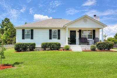 North Augusta Single Family Home For Sale: 1365 Stephens Rd