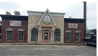 Warrenville Commercial For Sale: 2713 Jefferson Davis Hwy
