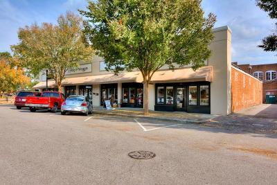 Aiken Commercial For Sale: 116 Pendleton St SW, Suite D