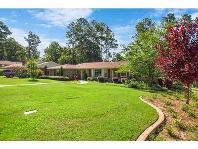 North Augusta Single Family Home For Sale: 809 Merriwether Dr