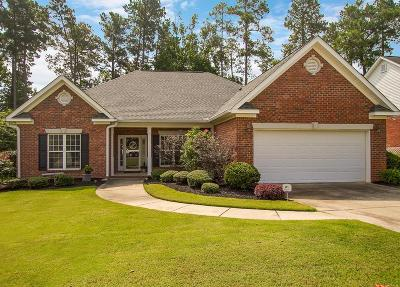 North Augusta Single Family Home For Sale: 236 Bridle Path Road