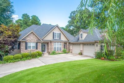 Aiken Single Family Home For Sale: 228 Boxelder Drive