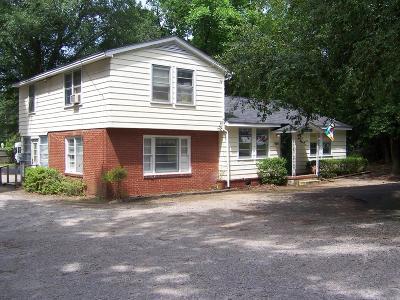 Aiken Single Family Home For Sale: 966 Murrah Ave