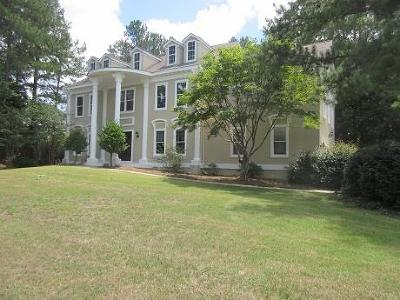 Aiken Single Family Home For Sale: 500 Holley Lake Rd SW