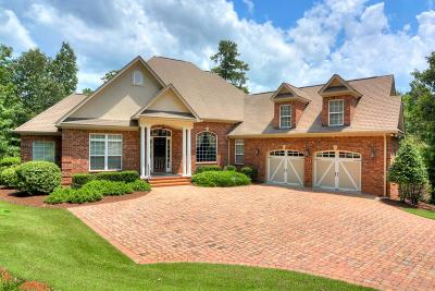 Aiken Single Family Home For Sale: 532 Forest Bluffs Rd.