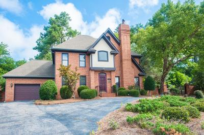 North Augusta Single Family Home For Sale: 10 Leyland Place