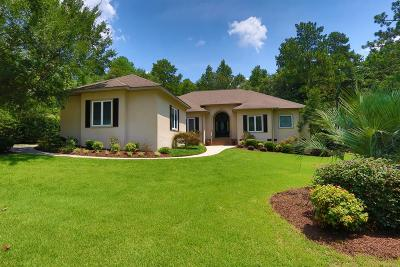 Aiken Single Family Home For Sale: 111 Highberry Court
