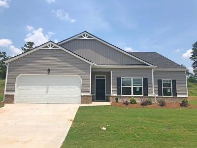 North Augusta Single Family Home For Sale: 1023 Dietrich Lane