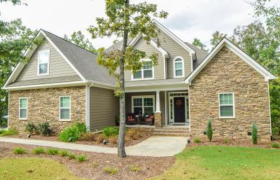 Aiken Single Family Home For Sale: 654 Parkside Drive
