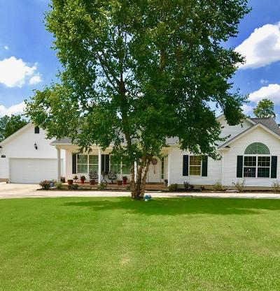 Warrenville Single Family Home For Sale: 478 Howlandville Rd