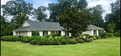 Aiken Single Family Home For Sale: 1245 & 1247 Audubon Drive SE