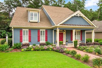 Aiken Single Family Home For Sale: 124 South Park Commons