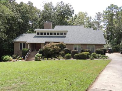 North Augusta Single Family Home For Sale: 124 Coventry Circle