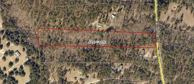 Aiken Residential Lots & Land For Sale: 858 Fire Tower Rd Lot Only