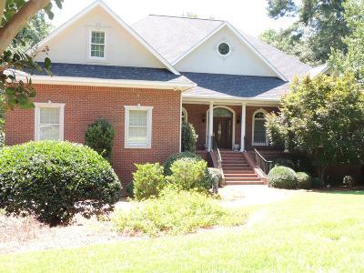 Aiken Single Family Home For Sale: 126 Mockernut Circle