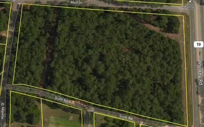 Aiken Residential Lots & Land For Sale: 5001 Whiskey Rd