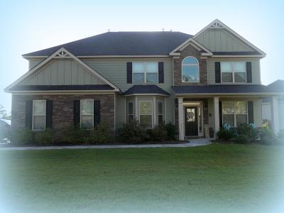 Aiken Single Family Home For Sale: 481 Equinox Loop