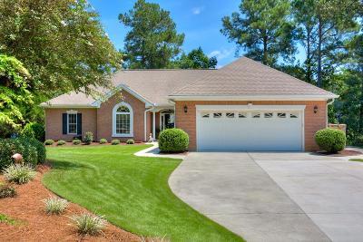Aiken Single Family Home For Sale: 40 Peninsula Pt