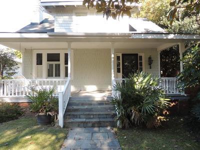 Aiken Single Family Home For Sale: 212 Colleton Ave SE
