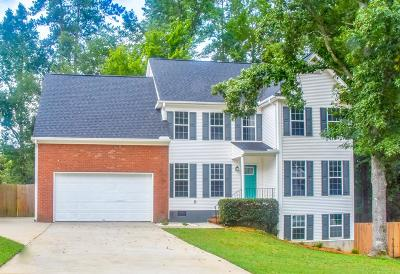North Augusta Single Family Home For Sale: 424 Cooper Mill Road