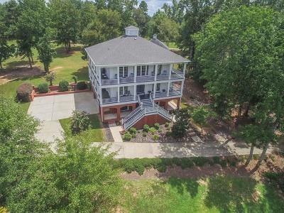 North Augusta Single Family Home For Sale: 501 John Fox's Run